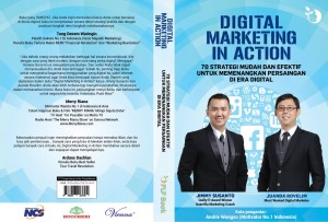 BUKU DIGITAL MARKETING IN ACTION